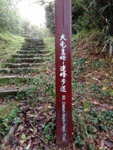 陽明山大屯山連峰步道