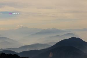台灣高山之美