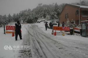 【新聞】開車賞雪注意 合歡山明年1月起交管