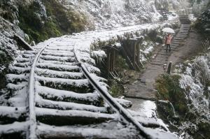 【攝野紀】雪中見晴