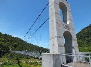 【苗栗】東河吊橋