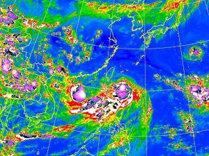 【新聞】尼莎颱風來襲,林務局呼籲民眾暫勿前往山區,以維自身安全