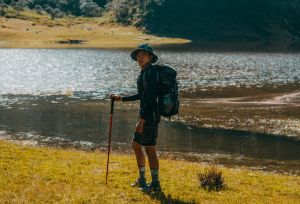 松蘿湖初體驗!
