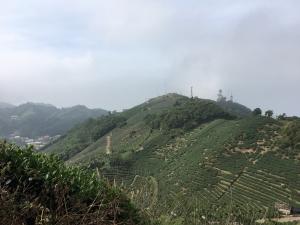 雲嘉三連峰