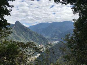 谷關-白毛山