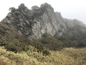 第一座百岳合歡山