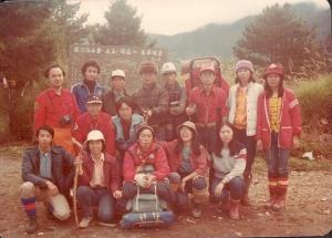 19820926初登玉山