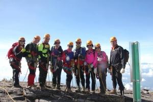 【馬來西亞】神山-攀岩初體驗