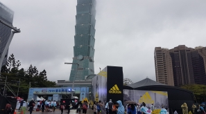 2018台北馬拉松-五年之魔