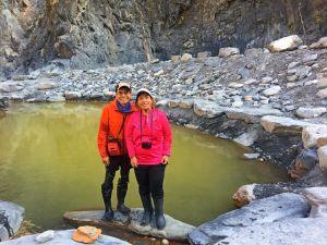 霧台朗吾呂山一場山再訪哈尤溪溫泉D1
