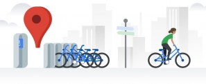新北、高雄都能查! Google地圖推共享單車即時查詢功能