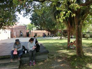 紅樹林步道.淡水文化園區