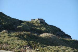 合歡山主峰下的神秘地下要塞