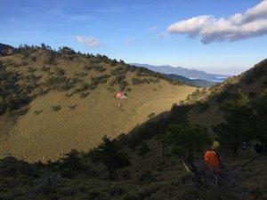 南二段2/4:D3 翻越山嶺,前往雲之峰,轆之谷