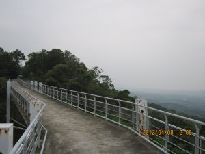 銅鑼九華山天空步道