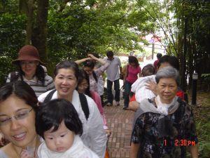 2007 情人湖步道