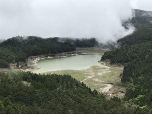 見晴步道 翠峰湖環湖步道 鐵杉山步道