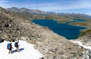 2012 NG經典步道8:美國加拿大Chilkoot Trail
