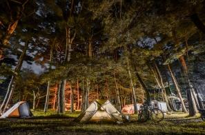 【單車環球】日本野營 到底行不行