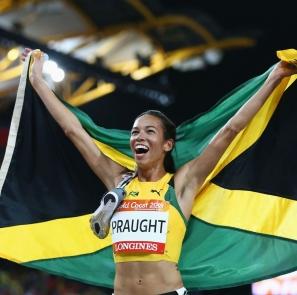 【訓練】Aisha Praught-Leer 在家鍛鍊你的下肢力量