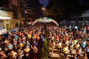 香港渣打馬拉松2017 比賽結果