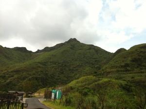 山岳之美 茶壺山
