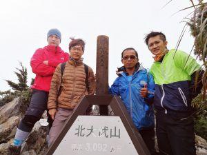 北大武106.11.03~11.04