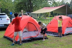 【活動】歐都納春夏老官道露營野趣GO 給你滿滿大平台