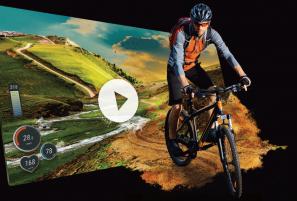 追風騎乘的聰明幫手-路線規劃及智慧景點導航