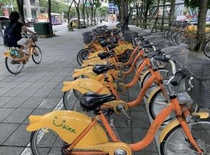 微笑單車北市站點 使用率冷熱差距大