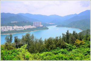 香港龍脊步道(土地灣村-大浪灣)
