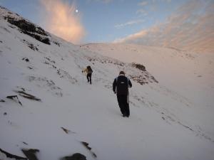 山岳之美~雪山雪景