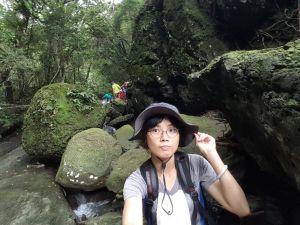 三峽雲森瀑布組合山