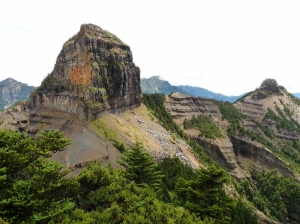 【路線】爬大霸尖山的五種路線