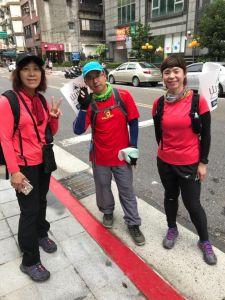 2018/9/8仙跡岩淨山活動