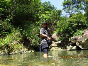 猴洞坑溪步道