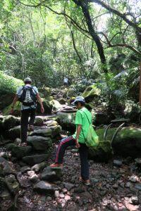 2016-7-4青山瀑布