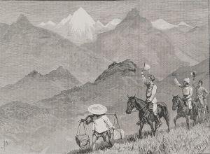 【台灣老故事】歐洲人騎馬遊萬金—150年前受西方人喜愛的臺灣旅遊景點