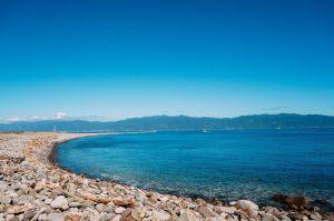 龜山島登島 -401 高地