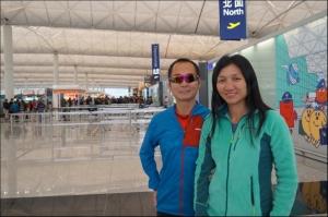 全球首名視障運動員進軍「南極100公里超級馬拉松比賽」