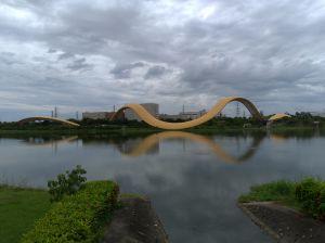 臺南科學園區生態保護區步道