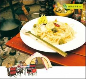 【書訊】露營教室×野趣料理:里山生活美食帖