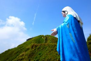 聖母步道登三角崙山
