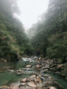 合歡溪林道