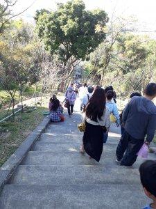 臺南水道配水池步道