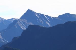 【山岳之美】 -畢羊縱走