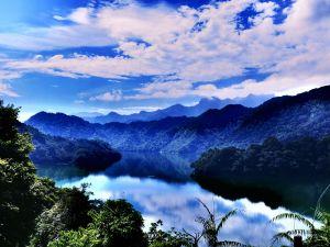 【湖景步道】石門水庫新溪洲山