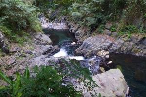 【桃園】低陸山、把加灣山,探訪嘎拉賀野溪溫泉