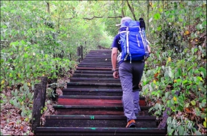 【開箱】Manfrotto Off Road攝影後背包與攝影登山杖