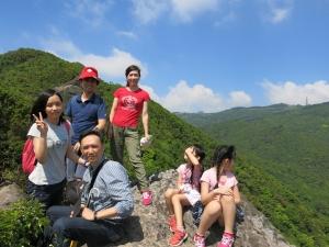 親子共遊新山夢湖